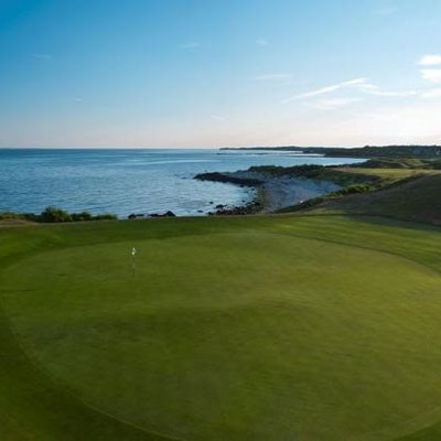 Fishers Island golf course