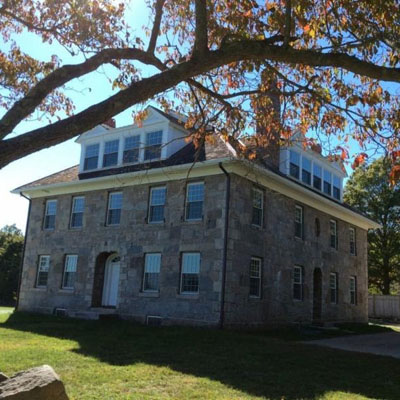 A Stay at the Stone House in Stonington
